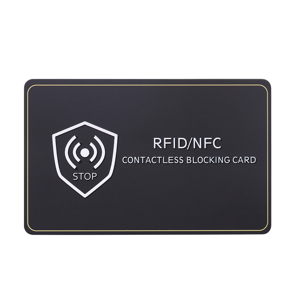 13.56MHz NFC RFID Blocking Card